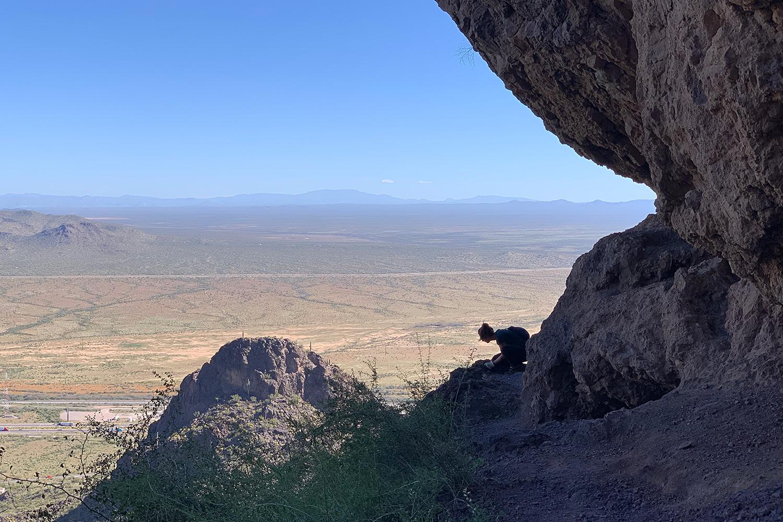 Picacho Peak State Park Arizona