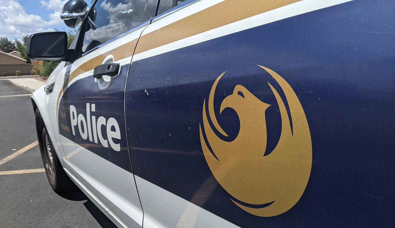 phoenix police car