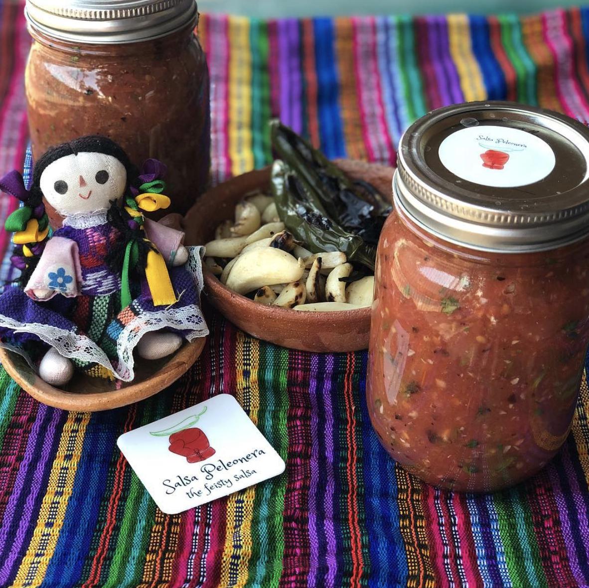 Salsa Peleonera  salsa
