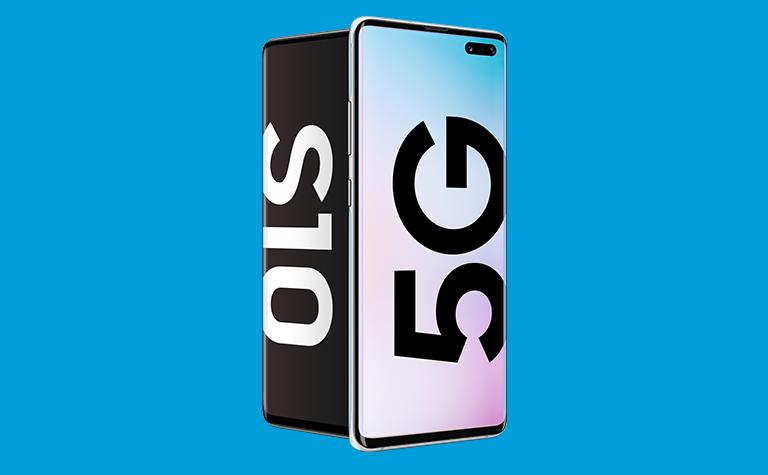 Samsung Galaxy S10 5g phone AT&T