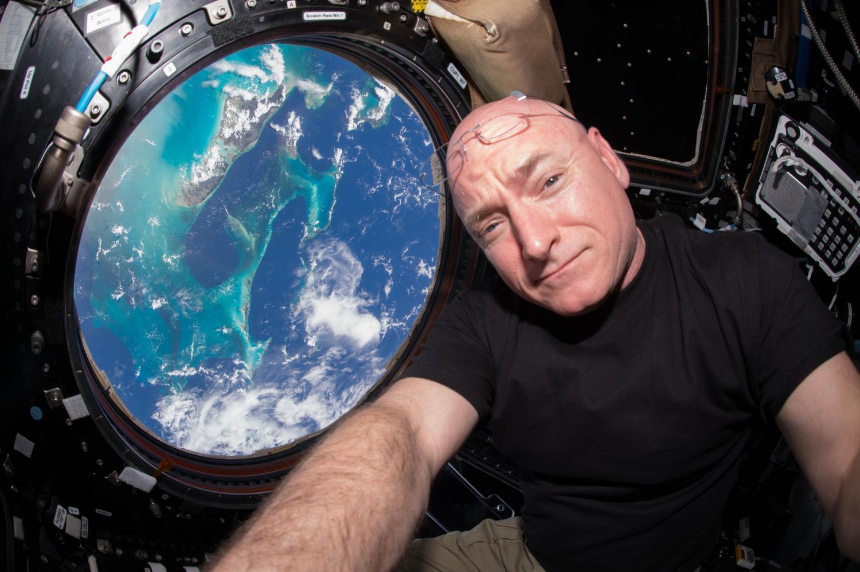 NASA astronaut Scott Kelly