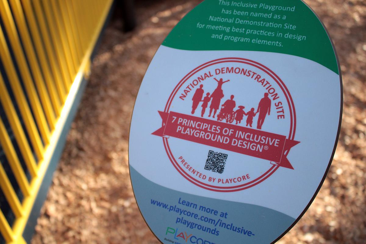 scottsdale playground sign