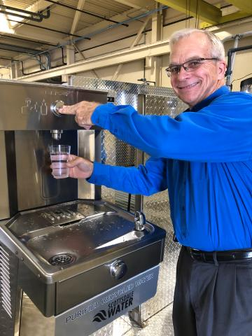 Scottsdale recycled water