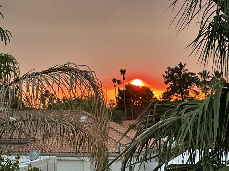 Scottsdale sky