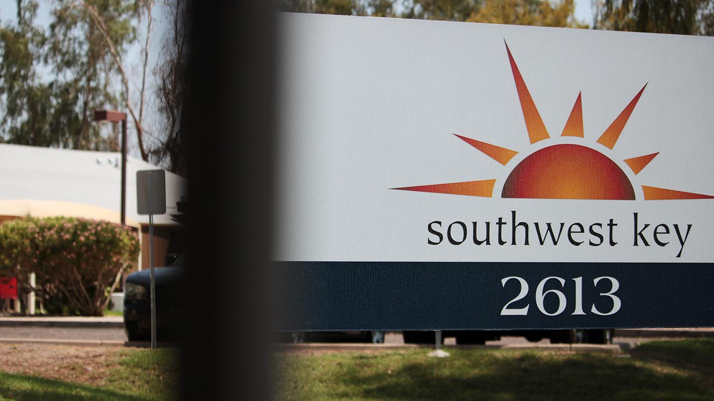 Southwest Key facility
