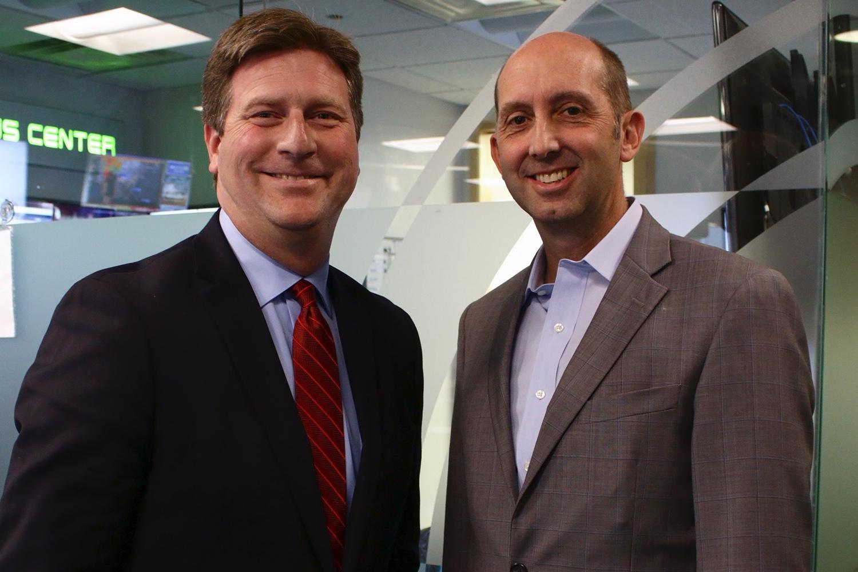 Greg Stanton and Steve Ferrara