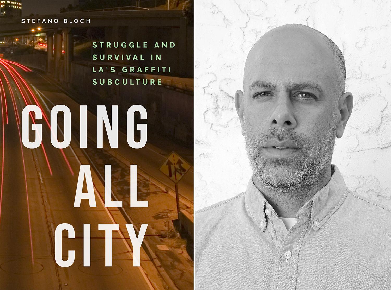 Going All City Stefano Bloch
