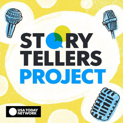 storytellers project logo