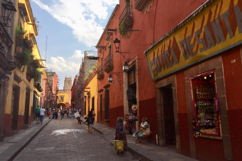 San Miguel streets