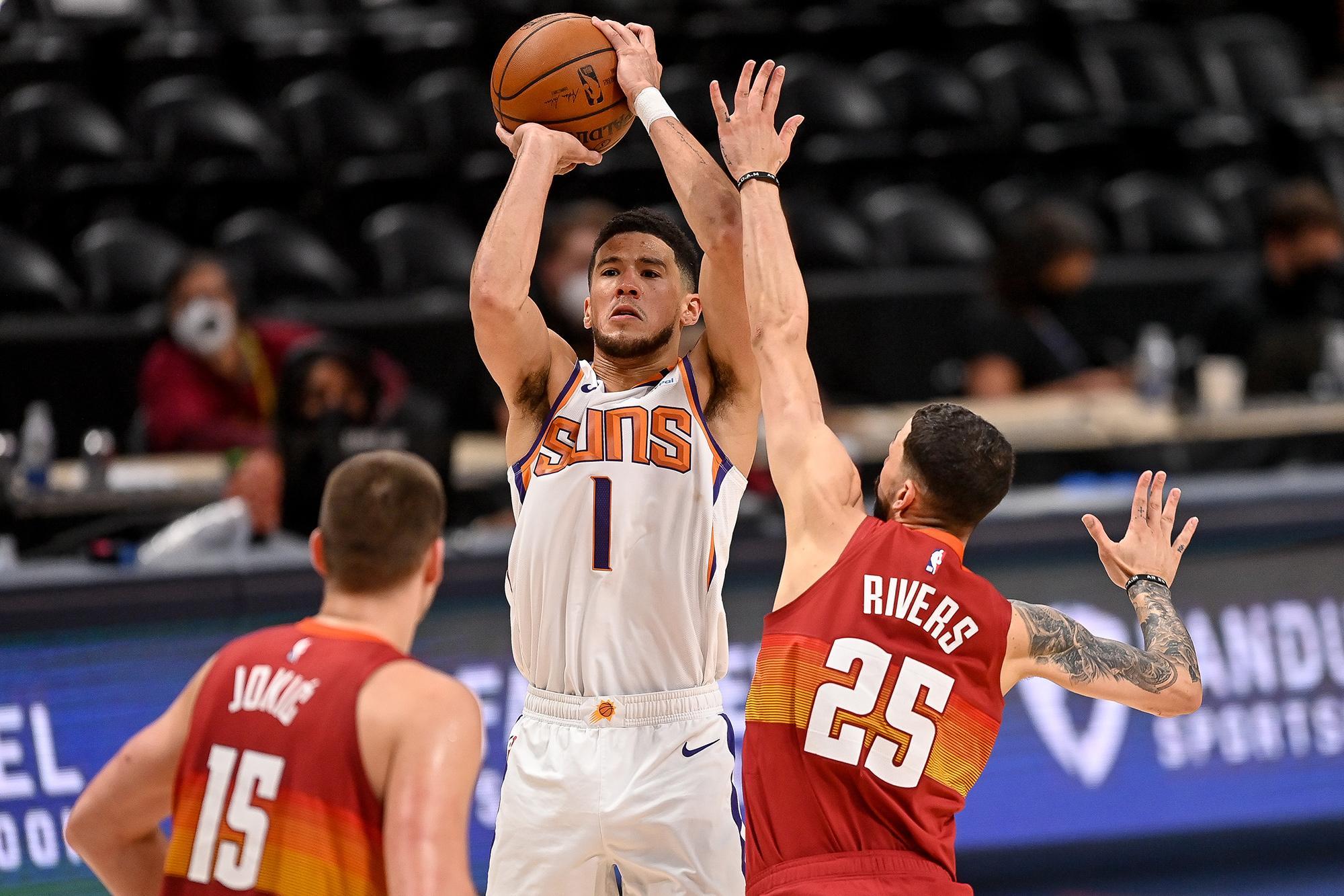 Devin Booker Phoenix Suns