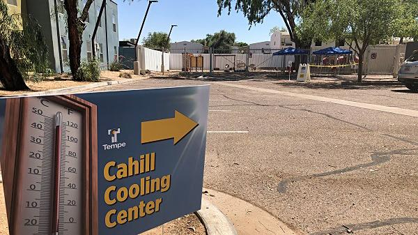 Cahill Cooling Center Tempe