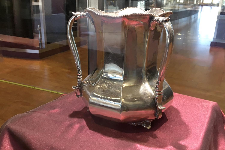 Territorial Cup replica ASU