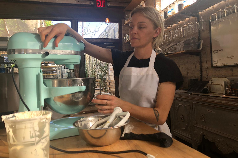 The Dinersaur Olivia Girard