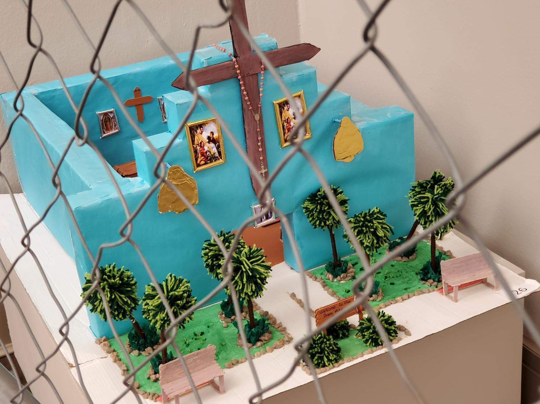 Uncaged Art: Tornillo Children's Detention Camp