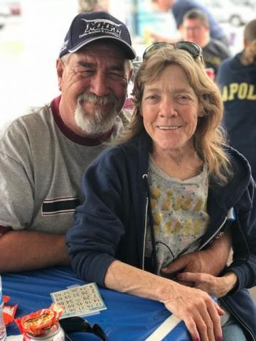 Brian and Marsha Sherman