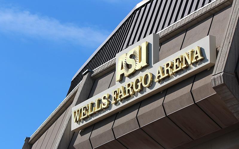 Wells Fargo Arena ASU Tempe