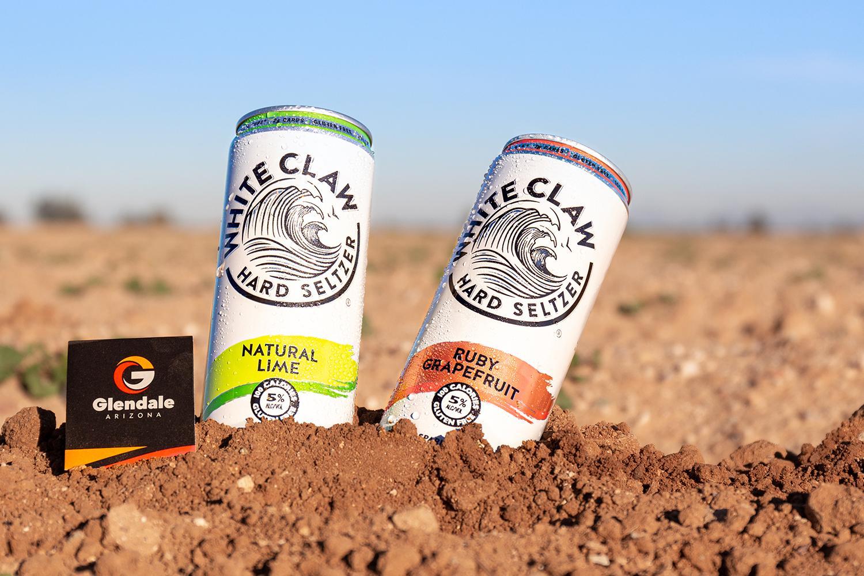 White Claw Hard Seltzer Glendale Arizona brewery factory