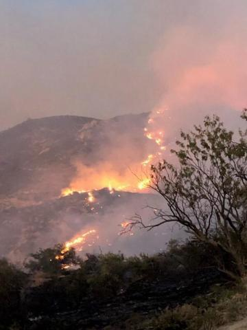 Woodbury Fire Superior AZ