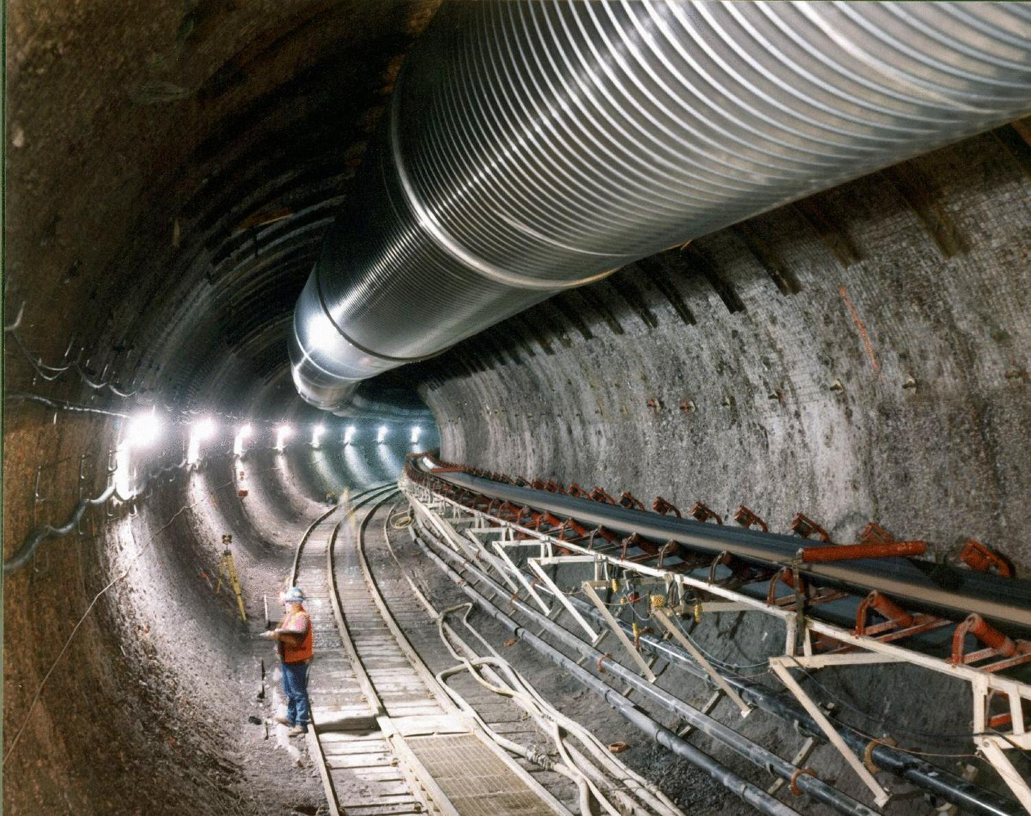 Yucca Mountain nuclear waste facility