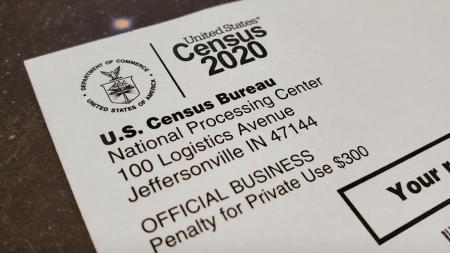 Census 2020 mailer