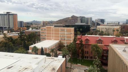 ASU's campus
