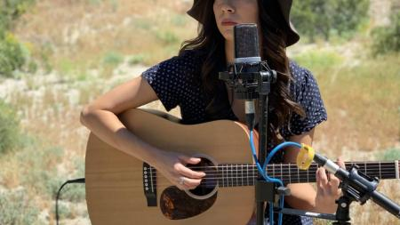 Bella Canzano at South Mountain Park on May 1, 2019.