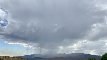 July rainstorm