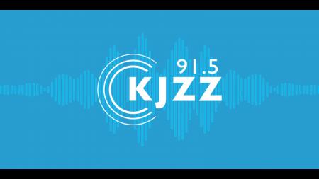 KJZZ logo generic card