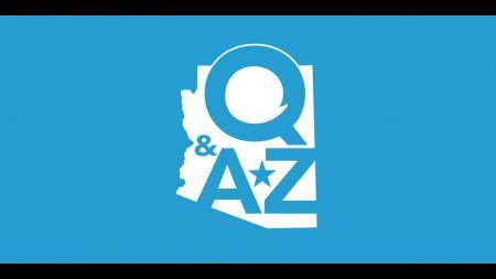 Q&AZ Logo Card