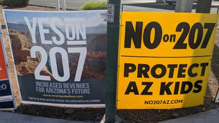 Signs for and against Proportion 207