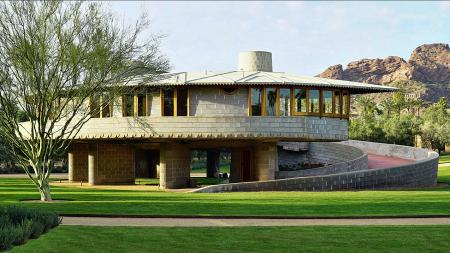 David and Gladys Wright House in Phoenix