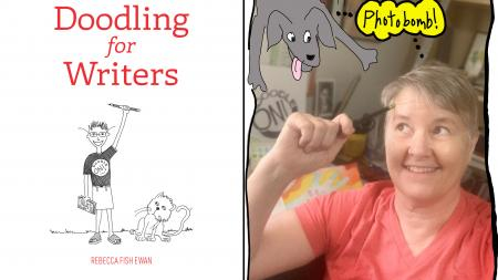Rebecca Fish Ewan Doodling for Writers