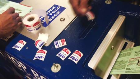 early ballot