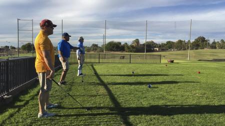 veterans golf club
