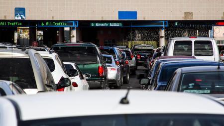 Arizona Border Crossings