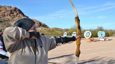 papago archery