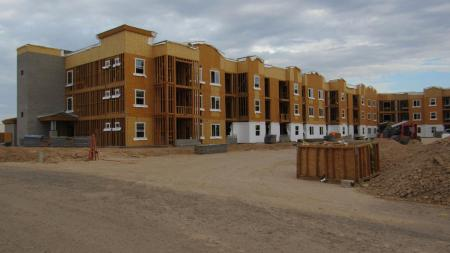 construction project in Goodyear