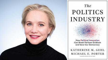 Katherine Gehl The Politics Industry Book