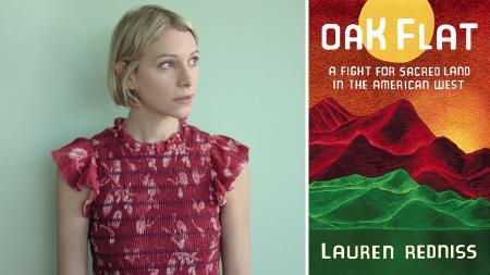 Lauren Redniss Oak Flat