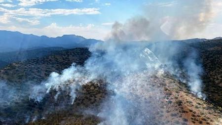 Middle Fire Arizona