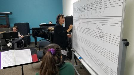 nash jazz class