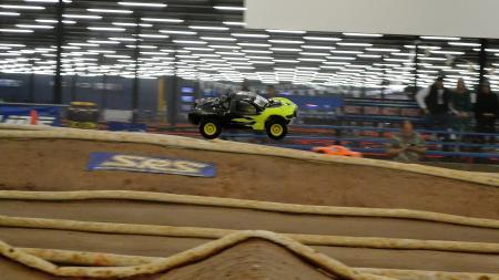 rc car race