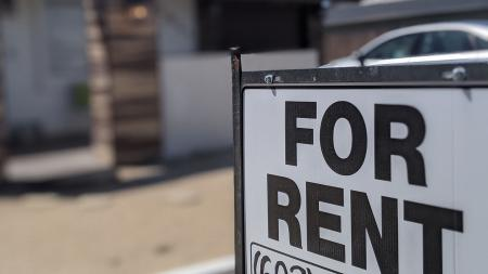 A house for rent in Phoenix