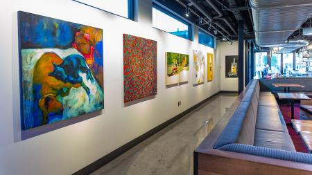 21st Annual Juried Exhibition at FOUND:RE Phoenix Hotel