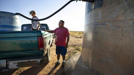 water on the Hopi Reservation