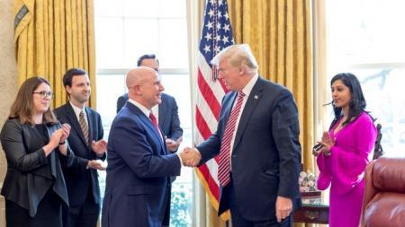 National Security Adviser H.R. McMaster
