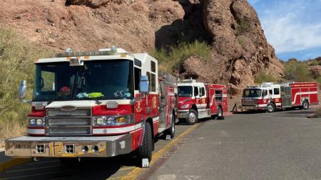 Phoenix Fire rescue