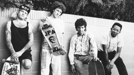 JFA Jodie Foster's Army skate punk band 1986