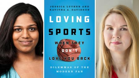 Kavitha Davidson Jessica Luther Loving Sports