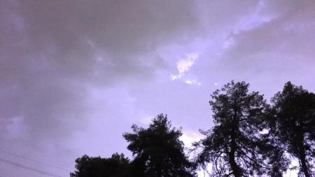 Lightning in Phoenix